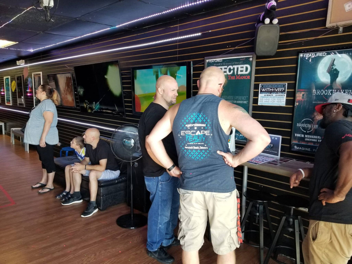 small town gaming delaware past events